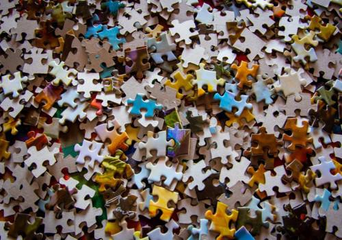 Puzzelen is nog steeds een van de meest favoriete vormen van tijdverdrijf