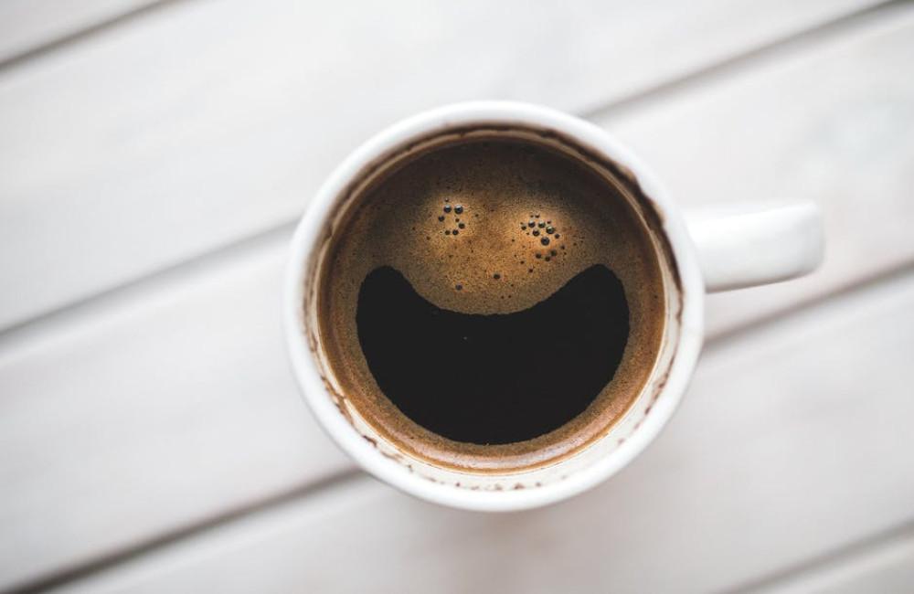 Speciale koffie voor een speciaal iemand